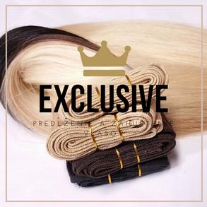 Vlasy na našívanie Exclusive by Ondrej Grňa