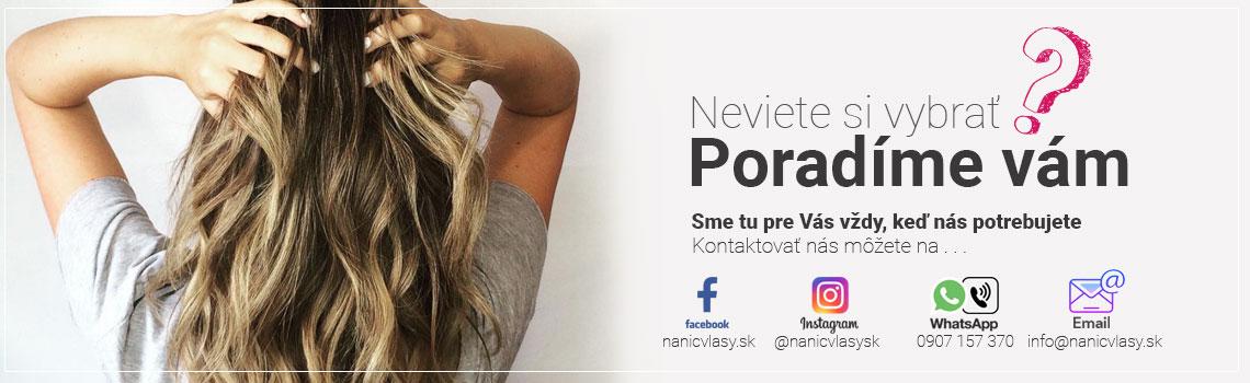 Poradíme pri výbere - Nanicvlasy.sk
