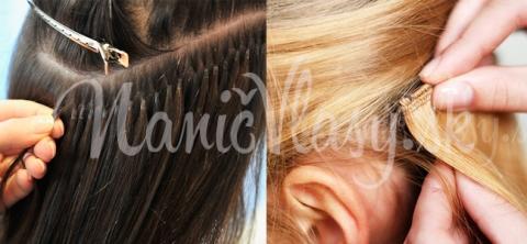 Predlžovanie vlasov  - trvalé alebo Clip in?