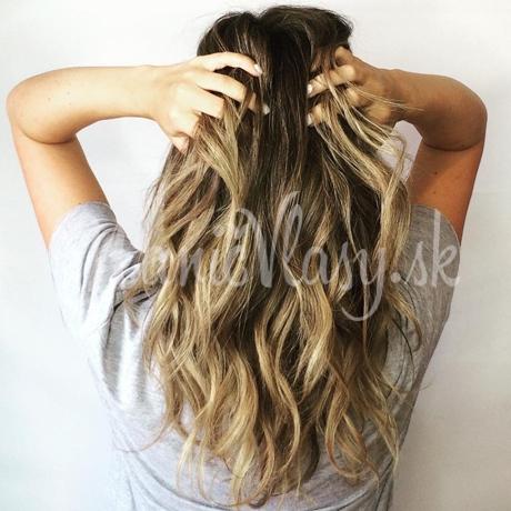 Clip in vlasy 100% ludske vlasy www.nanicvlasy.sk