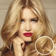 Clip-in vlasy Premium, zlatá blond