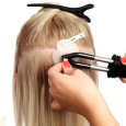 Keratinova metoda predlzovania vlasov