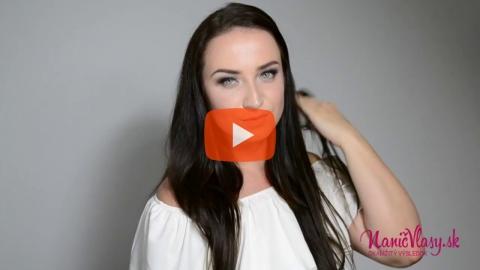 Embedded thumbnail for Clip-in vlasy a ich samotná aplikácia