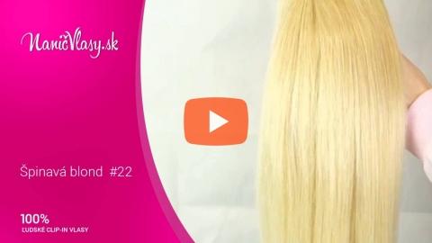 Embedded thumbnail for Špinavá blond #22
